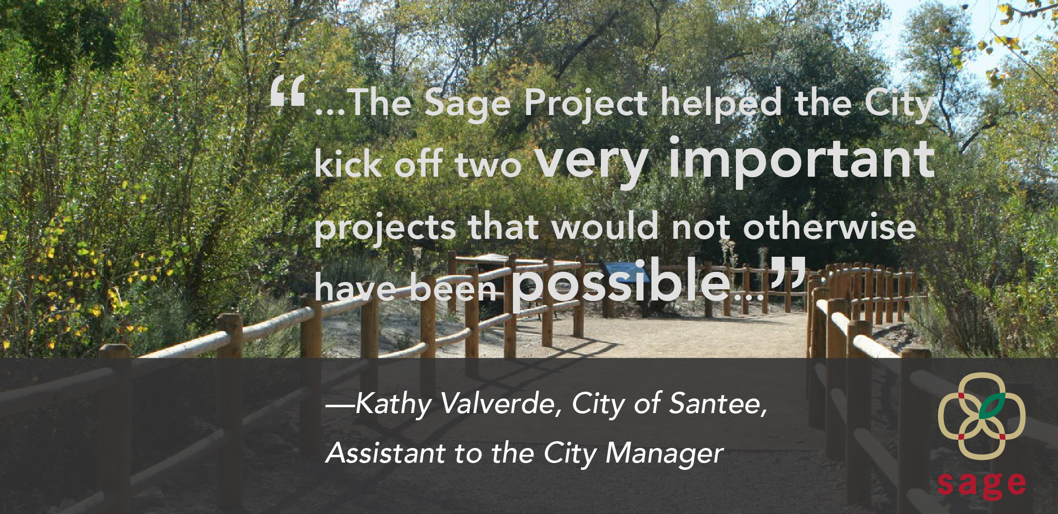 city of santee quote