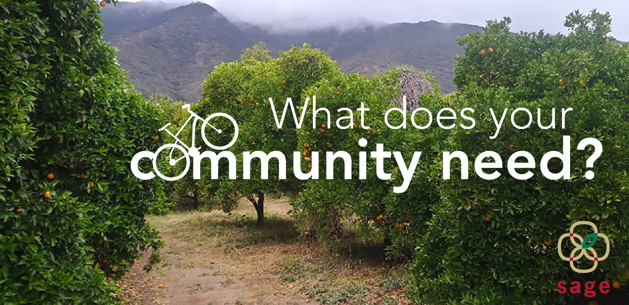 what does your community need